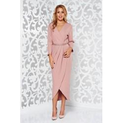 Rochie petrecuta Soft Pink