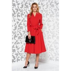 Rochie Lady in Red