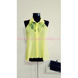 Bluza verde neon