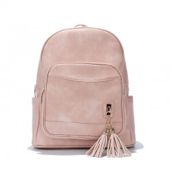 Rucsac roz Charly Pink