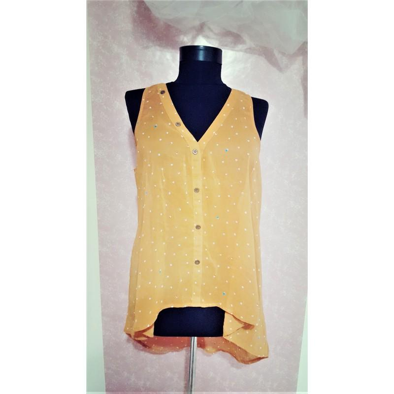 Bluza galben mustar Decree